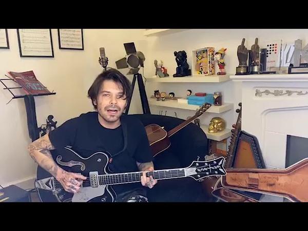 Simon Neil Biffy Clyro Acoustic 28 03 2020
