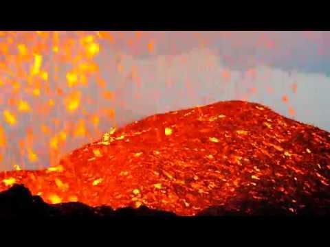 Eruption du Piton de la Fournaise - Juillet 2017