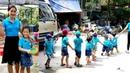 Gia Linh đi thăm quan dã ngoại vườn Sinh thái cùng trường mầm non MIPEC phần cuối