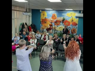 Мастер-класс Марины Ананьиной НОВОГОДНЯЯ ЖАРА Притяжение в Оренбурге!