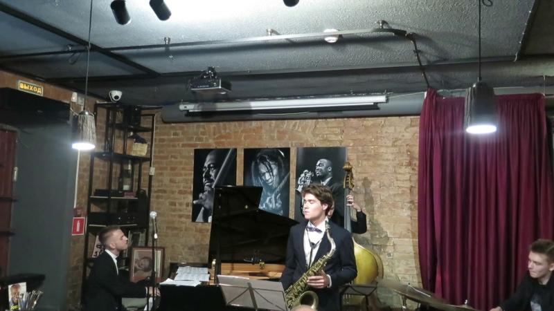 Arseny Vladimirov Quartet - Dave Holland - Processional (LIVE at ESSE JAZZ CLUB)