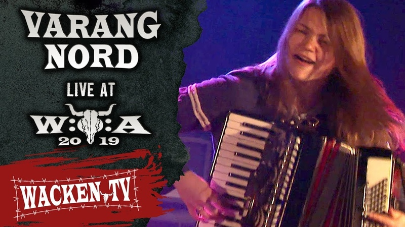 Varang Nord Stuojis Live at Wacken Open Air 2019