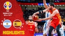 Argentina v Spain - Highlights - FIBA Basketball World Cup 2019