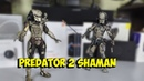 PREDATOR 2 SHAMAN TOY FIGURE NECA(ХИЩНИК 2 ШАМАН) с ALIEXPRESS | КИТАЙ ВЕЛИК