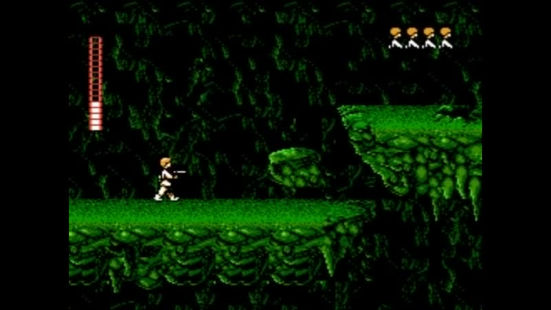 Star Wars (Namco version) (NES)
