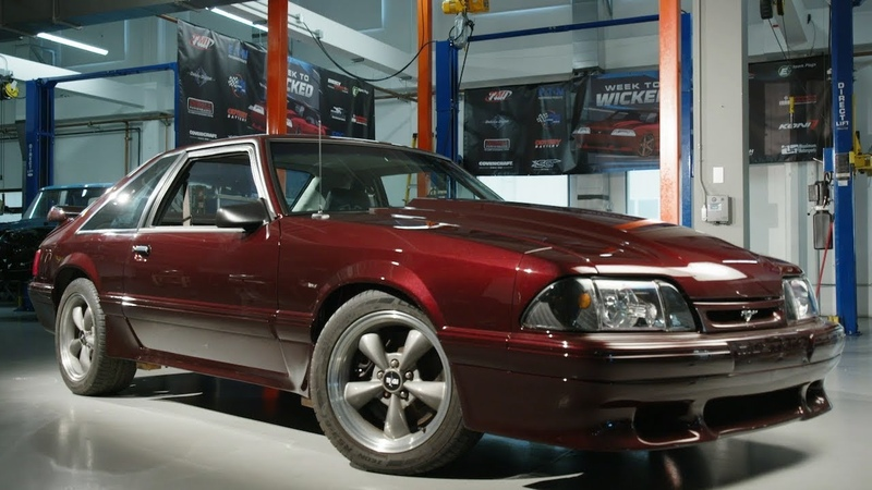 2019 Mustang Week to Wicked 1990 Fox Body Mustang Day 1