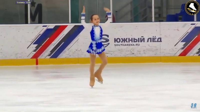 "Victoria Shirokova 2011 3rd Sports 2019 10 03 Autumn Meetings"""