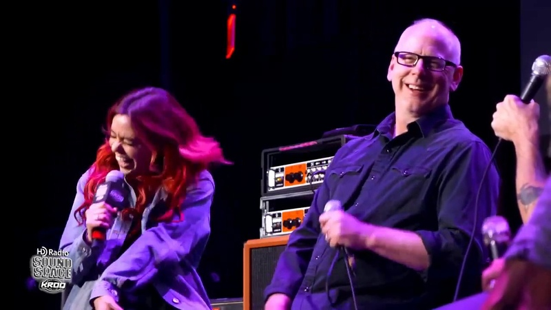 Bad Religion - Live at HD Radio Sound Space, KROQ 10-10-2019 (FULL INTERVIEWSHOW)