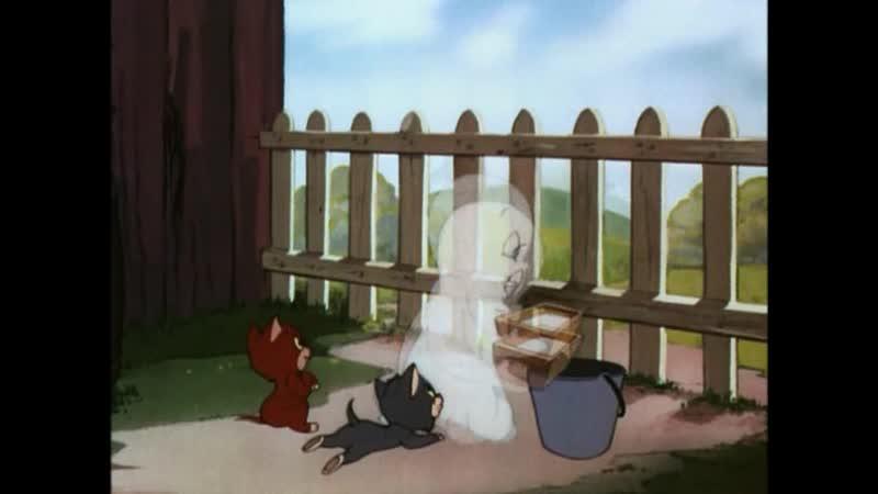 Каспер и его друзья 4 сезон s4 ep48 2 s5 ep57 1 Casper the Friendly Ghost Puss N Boos