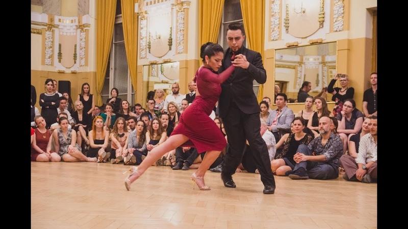 Jonathan Saavedra y Clarisa Aragon @Bratislava Tango Festival 2017 45