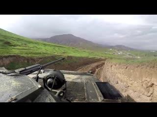 Учения двух стран в Таджикистане