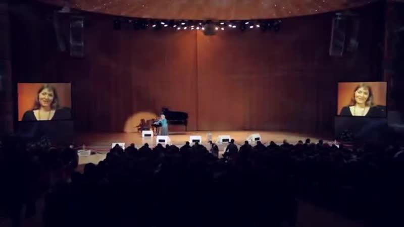 Екатерина Шаврина Белая черемуха Выступление на юбилейном вечере памяти Анны Герман