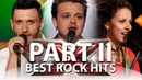Best Rock Hits On X-Factor Ukraine | Part 2