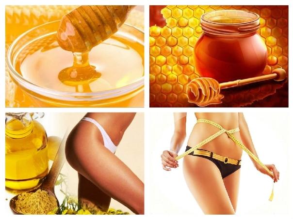 Как Медом Сбросить Вес. Мед и вода для похудения