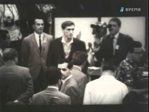 13/16 Фильм о шахматах Тринадцать чемпионов (1993)