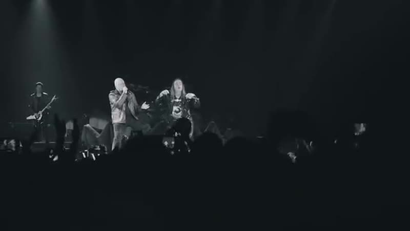 HELLOWEEN Forever And One live video
