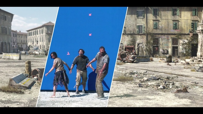 Zombieland: Double Tap - VFX Breakdown by SPIN VFX
