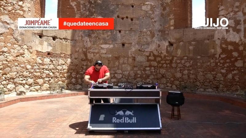 Luijo Live At Ruinas De San Francisco Santo Domingo Dominican Republic