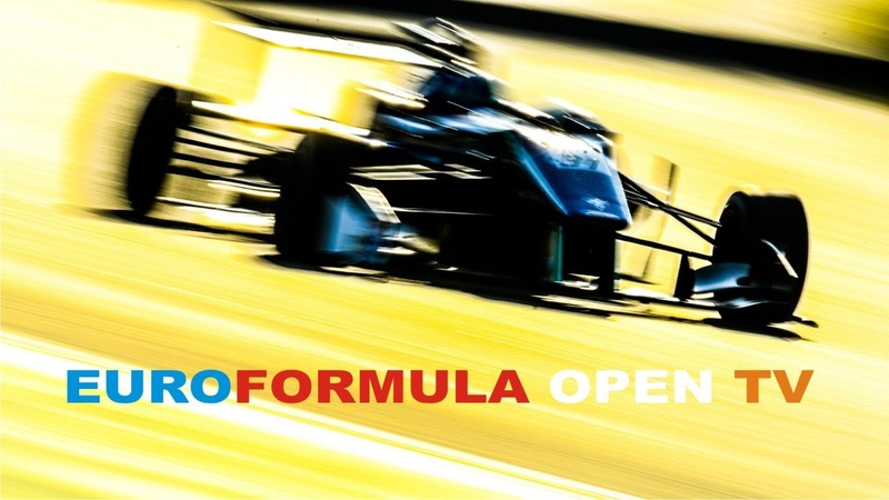 Euroformula Open 2019 ROUND 8 SPAIN - Barcelona Race 1 ENG