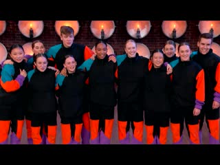 Junior Team The Young Cast Dances to Children by Justin Bieber - H2O Callbacks 2020