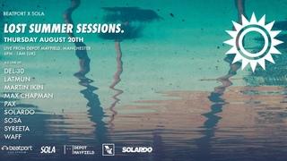 Latmun DJ set - Sola Lost Summer Sessions    Live