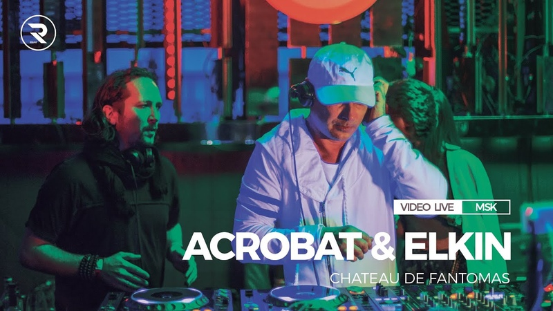 Acrobat Elkin ASIA EXPERIENCE 4 R sound Fantomas Chateau Rooftop Moscow