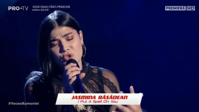 Jasmina Rasadean ( Vocea Romaniei ) 13 Septembrie 2019