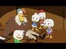 Disney Утиные истории - Сезон 1 Серия 15 - Самая медленная в мире ловушка! Часть 5|мультики про утят