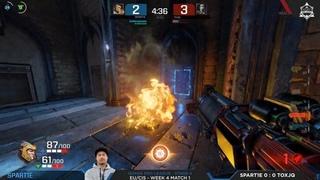 Quake Pro League - Stage 4 - Week 4 - quake on Twitch
