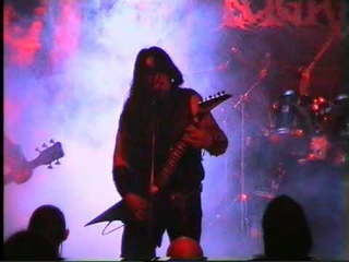 SATARIAL &  Night abyss  30 лет full gig Москва live rock house vhs 50 fps