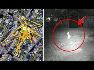 Женщина повесила GPS на своего КОТА и увиденное повергло ее в ШОК... Вот, что он делает каждую НОЧЬ
