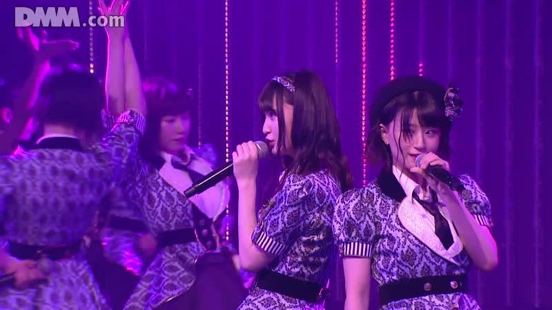 NMB48 Team BII Aishuu no Trumpeter @ 190618 NMB48 Stage BII5