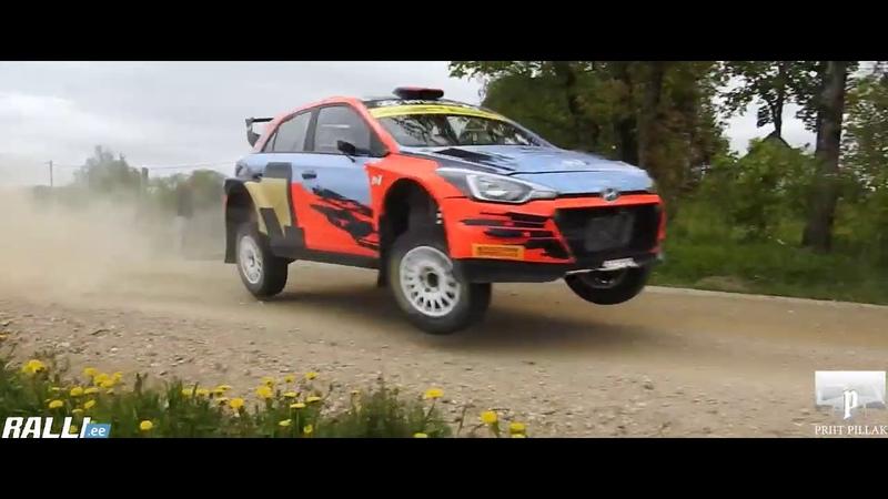 Nikolay Gryazin Test in the South Estonia