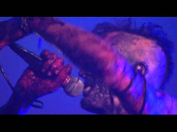 Skinny Puppy - Smothered Hope - Mera Luna Festival 2005 - Crazy Clip TV 104
