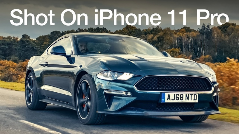 Bullitt Mustang We Shot This JUST On An iPhone Carfection 4K