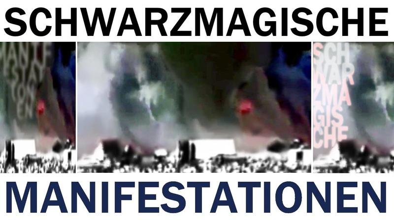 Satanisches Ritual Manifestation Dämon Feuergeister Königscobra Hexenmeister Nebel Rauch