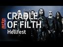 Cradle of Filth live @ Hellfest 2019 Full Show HiRes ARTE Concert