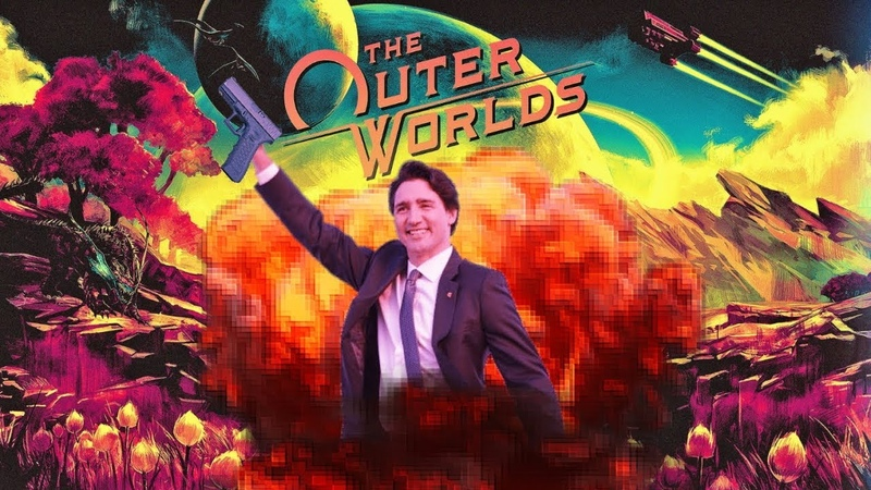 The Outer Worlds The Legend of Trudeau