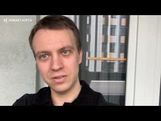 Игорь Поплаухин  о фильме Календарь / фестиваль Короткий метр