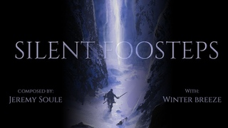 Jeremy Soule (Skyrim) — Silent Footsteps [2 Hrs. - With Mild Arctic Ambience + Lead-Out]