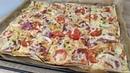 ПИЦЦА из лаваша без возни! Быстрый рецепт пиццы!