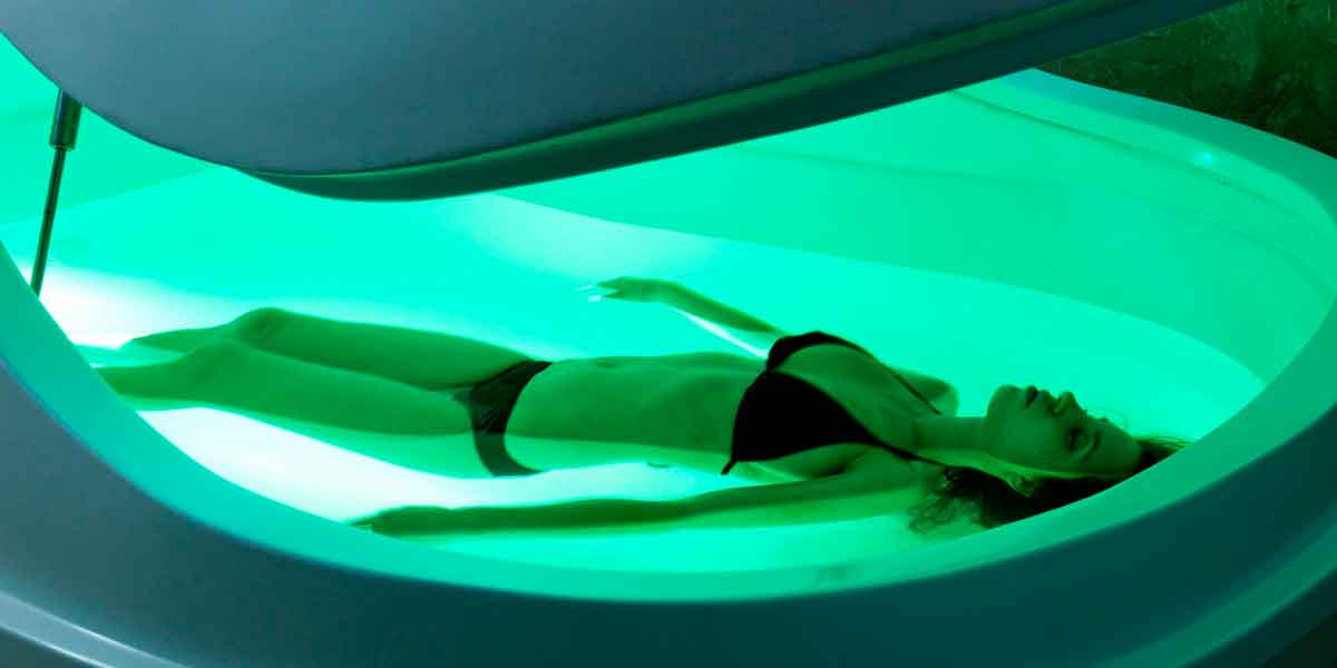 Флоат-капсула Laguna Дзержинский