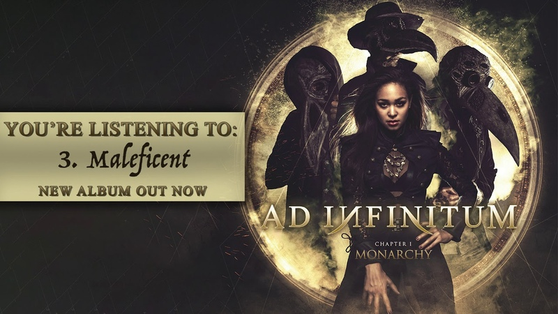 AD INFINITUM Chapter I Monarchy Album Stream Napalm Records