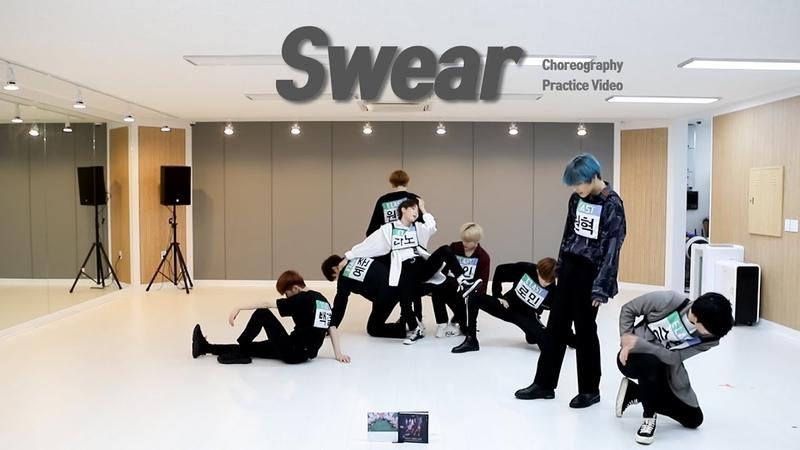 [ECLIP] 엘라스트(ELAST) - 기사의맹세(Swear) 안무 연습 영상 Choreography Practice Video