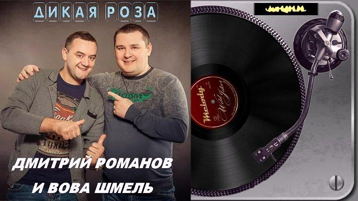 Дмитрий Романов Вова Шмель Дикая Роза