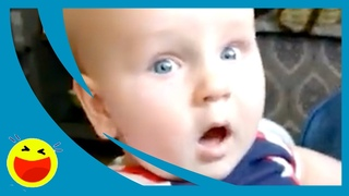 Funny Baby Reactions To Dads Shaving Beards -  Cutest Babies in The World