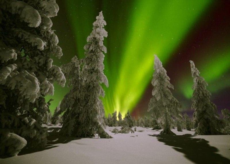 10 лучших мест в мире, где можно увидеть северное сияние, изображение №10