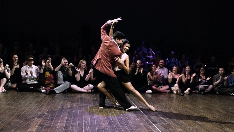 Tango Roxana Suarez y Fernando Sanchez 26 04 2015 Brussels Tango Festival Random couples 2 5