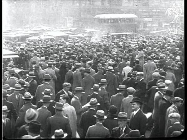 America Calls It The Bunion Derby 1929