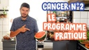 Cancer 2 Mon programme pratique
